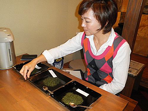 日本茶教室